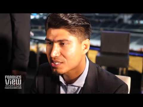 Mikey Garcia on moving up in weight for title challenge: 'It's been done before.'