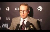 Nick Nurse BLOWN AWAY by Luka Doncic Even in a Raptors Win + Talks Pascal Siakam & Danny Green