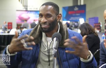 Ricardo Lockette talks Career Ending Injury, Living Out of His Car, Marshawn Lynch & Player Safety