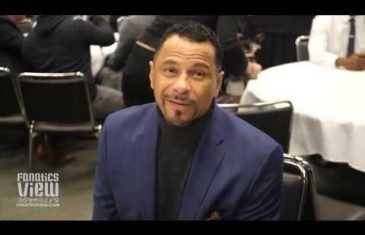 Rod Woodson talks Antonio Brown, Oakland Raiders 2018 Season & Josh Gordon's Future