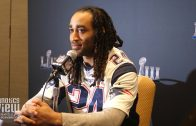 Stephon Gilmore talks Todd Gurley, Jared Goff & Patriots Window Closing