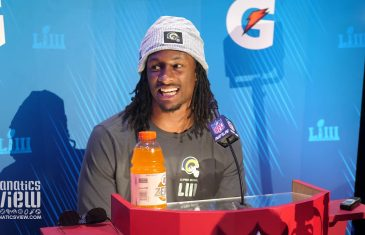 Todd Gurley talks Georgia Football, Atlanta Hip Hop, Sony Michel & College Football Transfer Rule