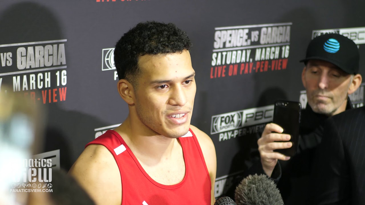 David Benavidez looks to start fresh against J'Leon Love