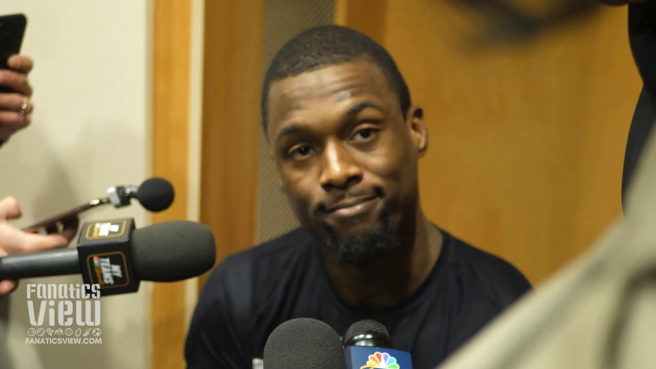 Harrison Barnes talks about his return to Dallas