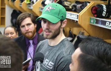 "Jason Dickinson on ""Huge"" Win Over Colorado Avalanche to Keep Dallas Stars in Playoff Standings"