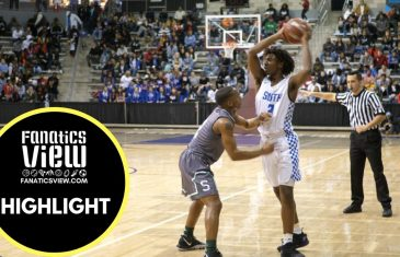 Tyrese Maxey DEMOLISHES Spring in Texas State High School Playoffs (South Garland vs. Spring)