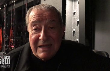 Bob Arum says Tyson Fury will be 'Massive' in the U.S.
