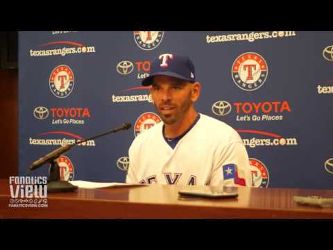 Chris Woodward on Rangers Honoring Dirk Nowitzki, Pitching Khris Davis like Mike Trout & Drew Smyly