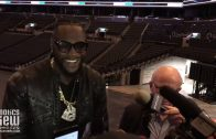Deontay Wilder on Fighting in UK, Tyson Fury Late Count & Fury's Power (Post-Fight Interview)