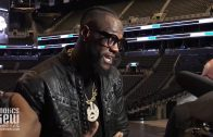 "Deontay Wilder on facing Wladimir Klitschko: ""He Won't Want That Fight"""