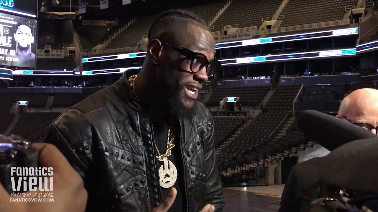 Deontay Wilder on facing Wladimir Klitschko: