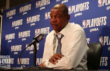 Doc Rivers on Golden State Warriors Game 4 Win vs. Clippers