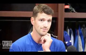 Drew Smyly on Pitching Deeper Into Games, Rangers Bullpen & Rotation Depth
