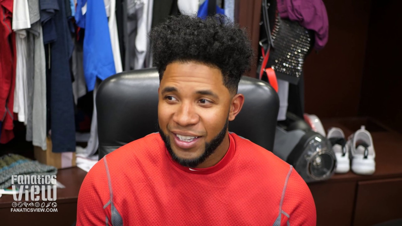 Elvis Andrus on Rangers Core Breaking Out, Facing Yu Darvish & Cole Hamels + New Leadership Role