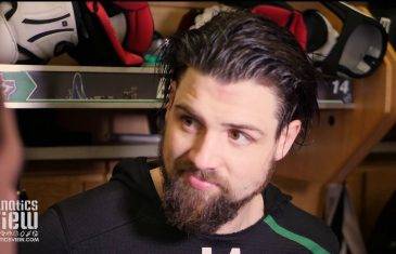 Jamie Benn says the Stars are a confident group heading into the playoffs