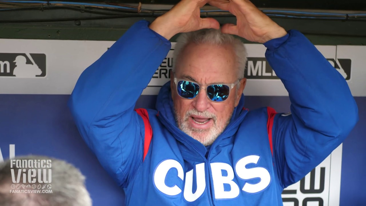 Joe Maddon on Carl Edwards Illegal Windup & Kyle Schwarber's Vast Improvements