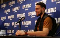 Klay Thompson credits Pacific Ocean with improved play