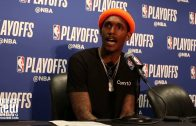 Lou Williams speaks about the Clippers game 3 loss against the Warriors
