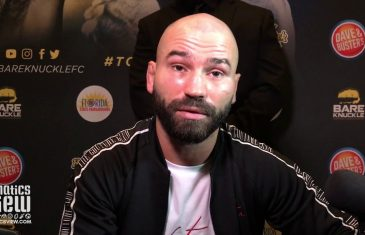 Artem Lobov details Paulie Malignaggi and Conor McGregor sparring