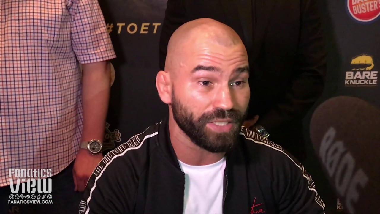Artem Lobov discredits Paulie Malignaggi's recognition as a fighter