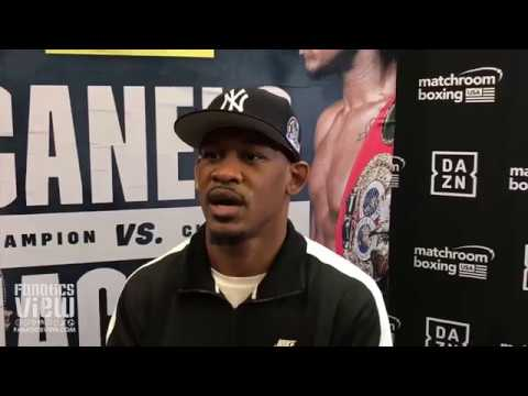 Daniel Jacobs says Errols Spence will be 'the smaller guy' at middleweight