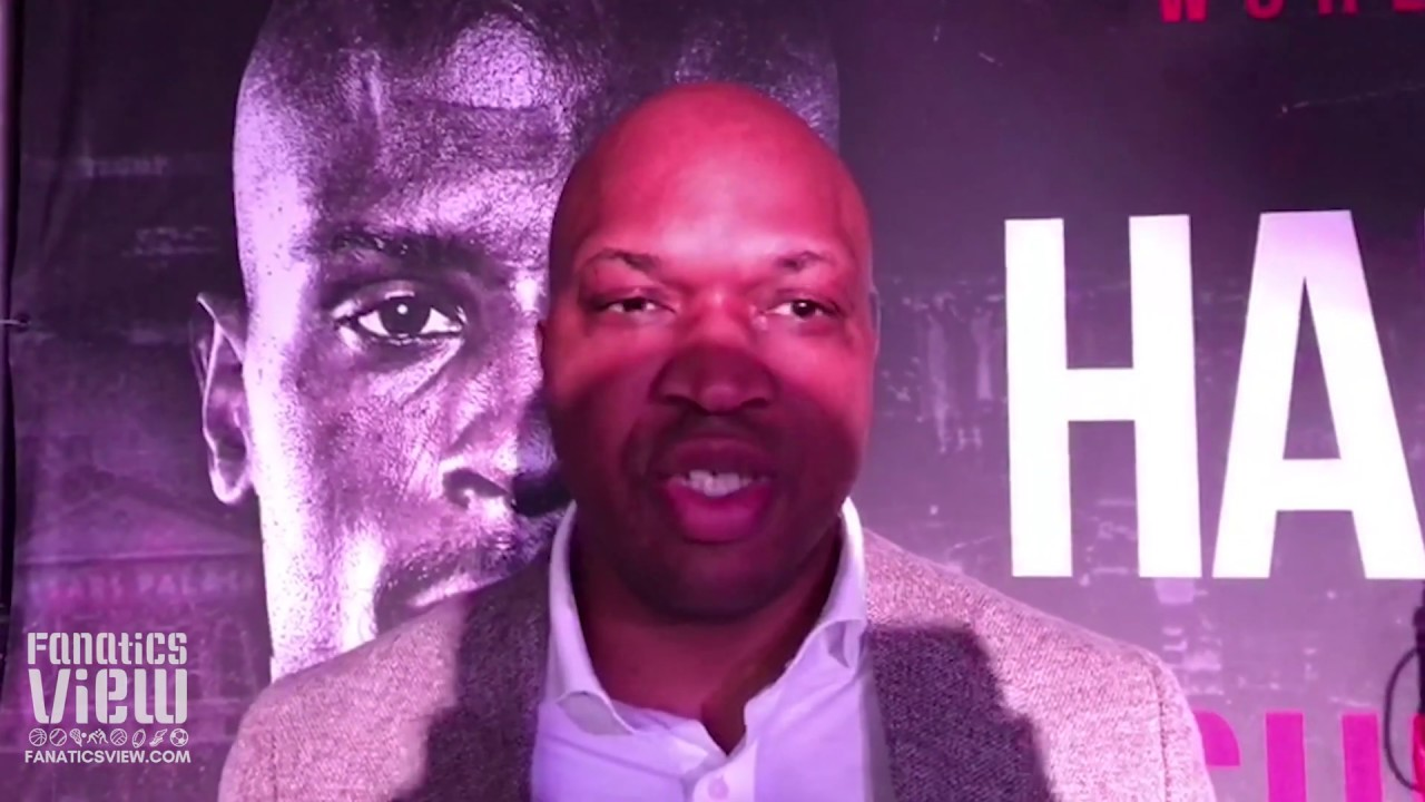 Derrick James speaks on potential Canelo Alvarez vs. Errol Spence Jr. fight
