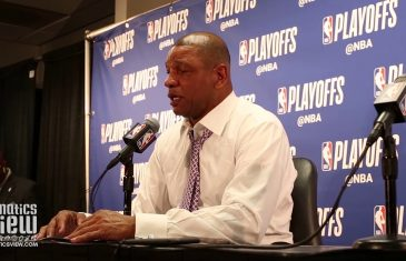 """Doc Rivers says Patrick Beverley """"Has The Biggest Heart I've Ever Seen"""" in Any Player"""