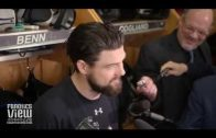 "Jamie Benn on Stars vs. Blues Scuffle: ""Just a Bunch of Grown Men Being Donkeys"""