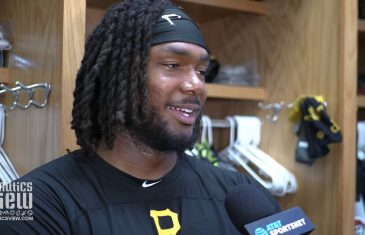 Josh Bell on Returning to Hometown of Dallas-Metroplex for First Time as an MLB Player