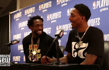 Patrick Beverley & Lou Williams Give HILARIOUS & HONEST Response to Not Stopping Kevin Durant
