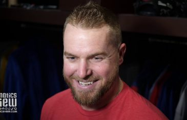 Shawn Kelley on Becoming Texas Rangers Closer, Supporting Jose Leclerc & Isiah Kiner-Falefa