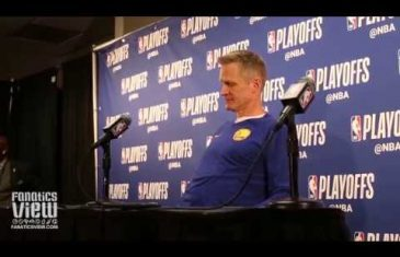 Steve Kerr Previews Houston Rockets vs. Warriors Series & Reacts to Rockets Wanting Warriors