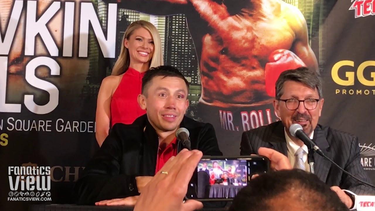 Gennady Golovkin responds to Oscar De La Hoya's Canelo tweet