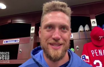 Hunter Pence on Returning Home to Texas, MLB The Show & Gaming with His Wife
