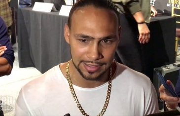 Keith Thurman on Manny Pacquiao fight: 'It's a new era in boxing.'