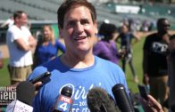 Mark Cuban talks Luka Doncic for ROY, Mavs Replacing Dirk & Dirk Street in Dallas Coming