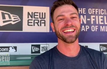 Mitch Haniger on Playing MLB The Show, Idolizing Dustin Pedroia & Love of Basketball Shoes