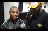 Brandon Adams on loss to Jermall Charlo: 'I Knew I Had to Knock Him Out'