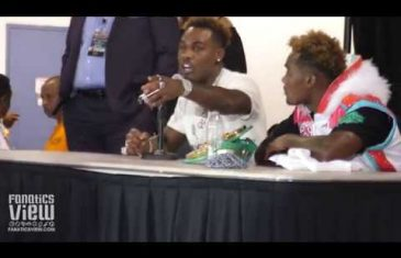 Jermell Charlo: 'We just wanna keep tuning out these negative people.'