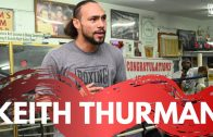 Keith Thurman says Josesito Lopez fight showed how great he is