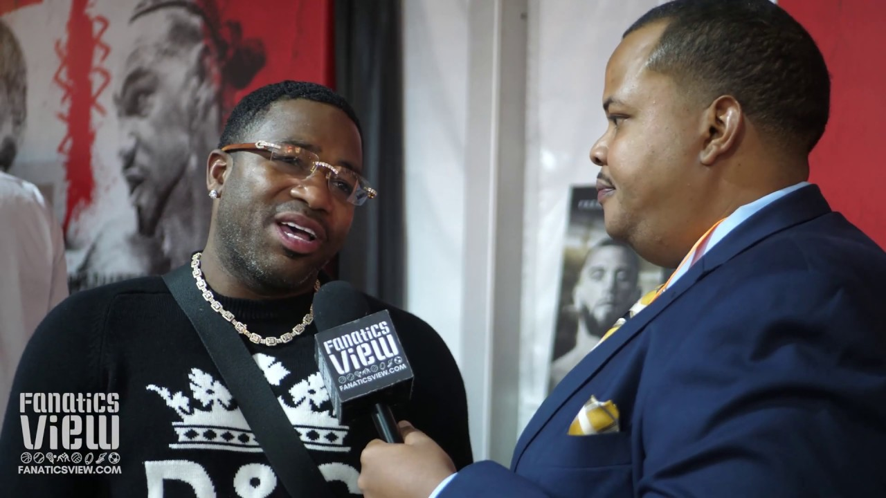 Adrien Broner says Keith Thurman 'got cooked' by Manny Pacquiao (Fanatics View Exclusive)