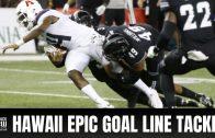 Jalen Nailor on Pinstripe Bowl win: 'It was a dream come true.'