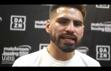 Jose Ramirez says Manny Pacquiao still has 'a lot of Spirit' in Boxing