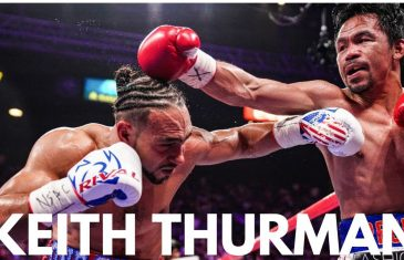 Keith Thurman after Manny Pacquiao Loss: 'I will be back at the top of the sport of boxing.'