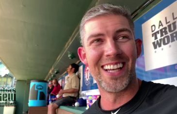 Mike Minor talks Long Journey to Becoming an MLB All-Star & Playing as Himself in MLB The Show