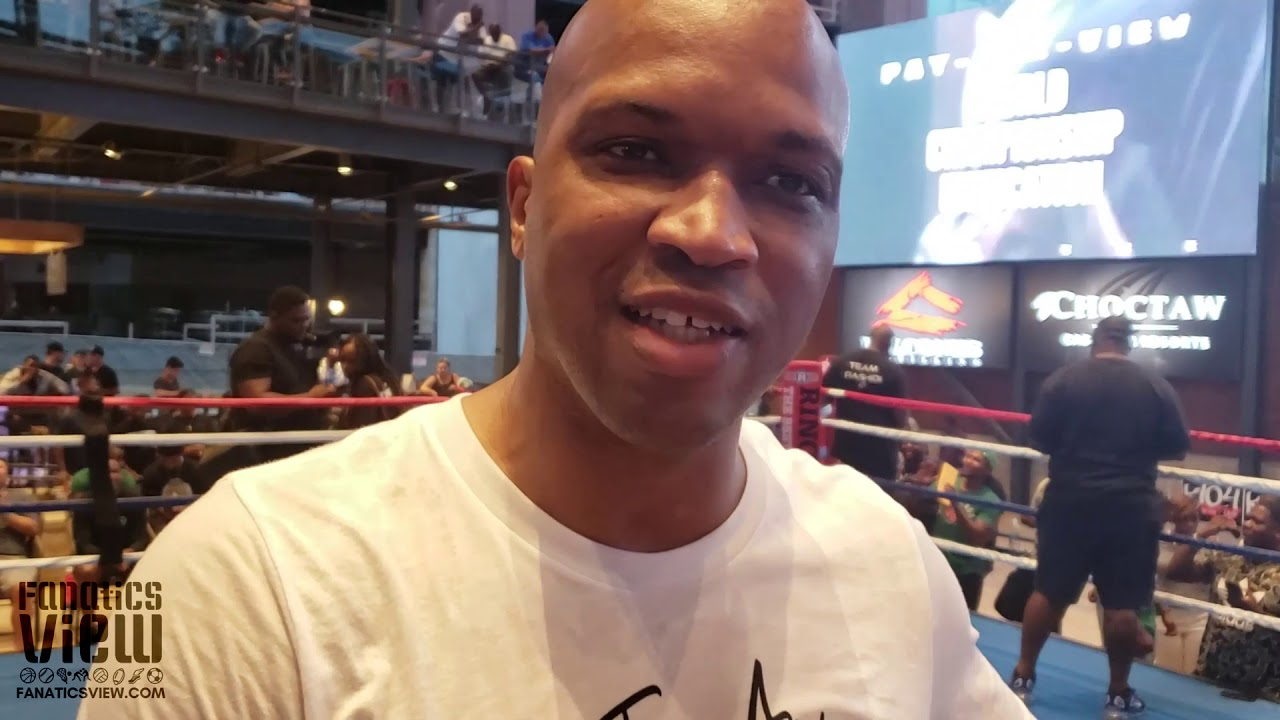 Derrick James says Terence Crawford doesn't deserve to fight Errol Spence (Fanatics View Exclusive)