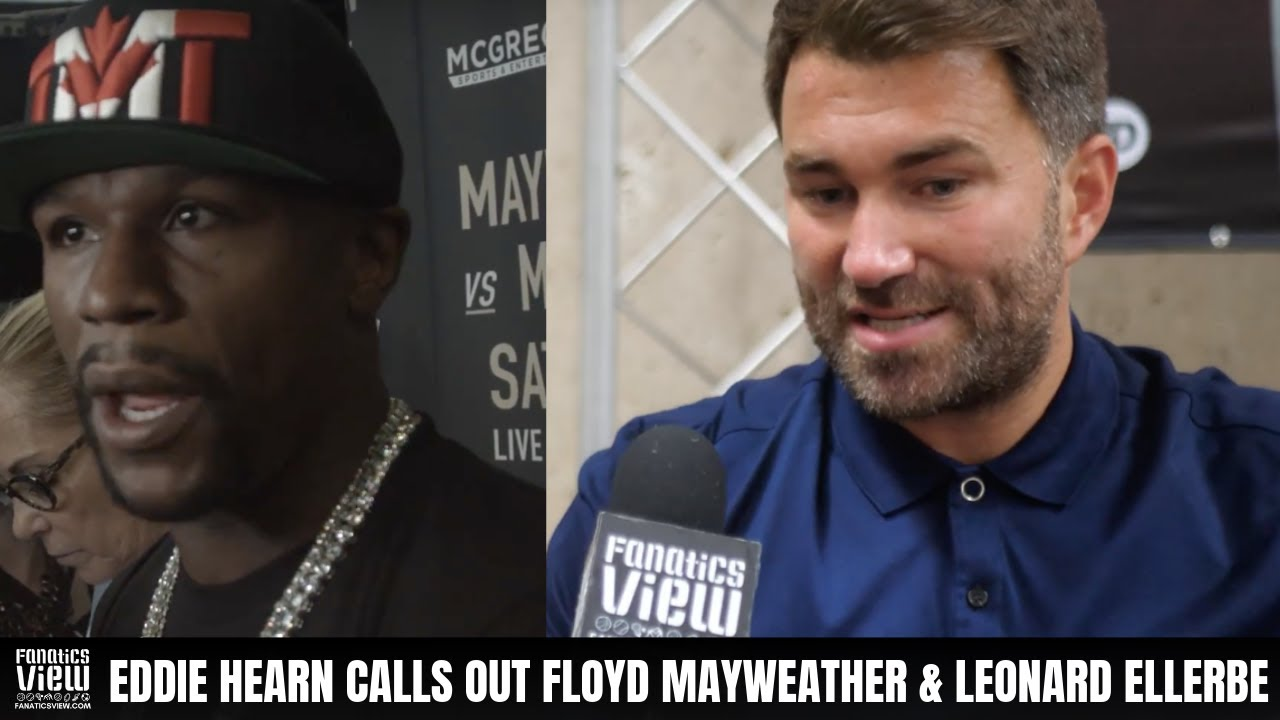 Eddie Hearn calls on Floyd Mayweather to make Gervonta Davis vs. Tevin Farmer