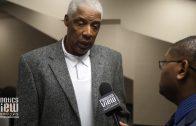 """Julius """"Dr. J"""" Erving on Luka Doncic Being a Top 10 NBA Player, Kristaps Porzingis & Vince Carter"""