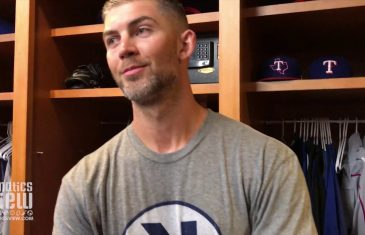 Mike Minor talks Almost Being Traded to the New York Yankees & Now Shutting Them Out in the Bronx