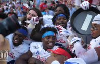 SMU Players & Students EPIC Reaction After Upset Win vs. No. 25 ranked TCU